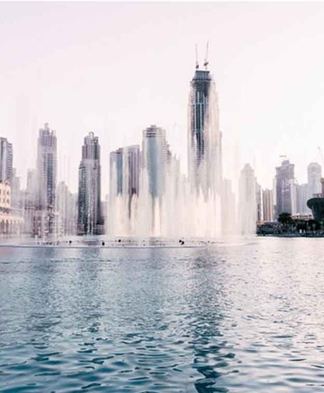 Хранение багажа в Дубай Молл