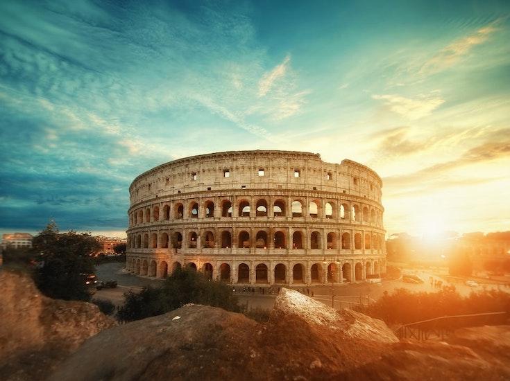 Consigna de Equipaje en Roma