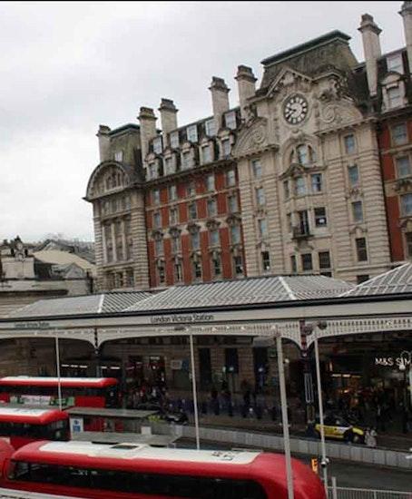 Consignación de Equipaje en Victoria Station