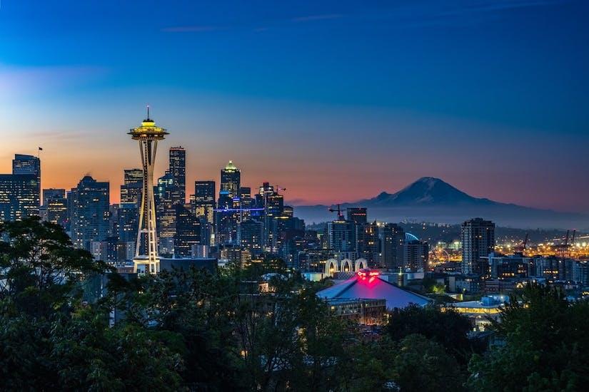 Хранение багажа в Сиэтл