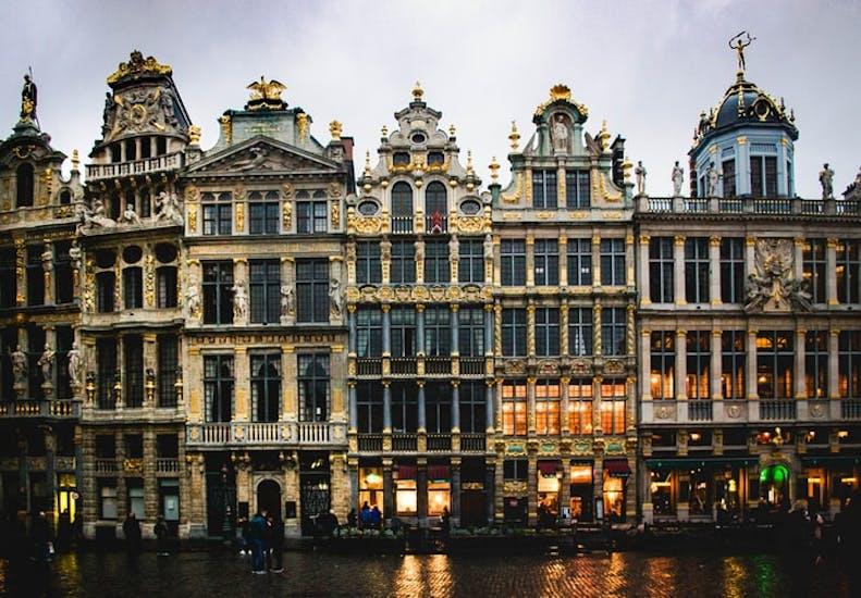 Consigna de Equipaje en Bruselas
