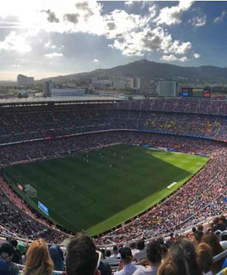 Consignación de Equipaje en Camp Nou
