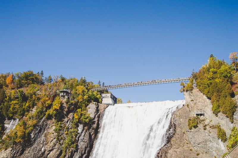 Montmorency Falls, Quebec City