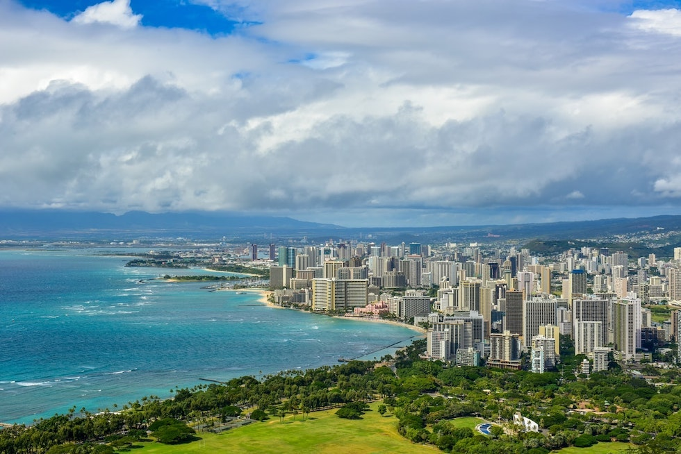 Consigna de Equipaje en Honolulu