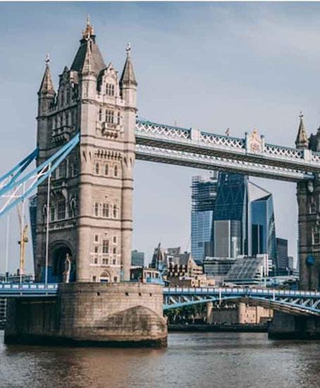 Consigne à bagage sur London Bridge London