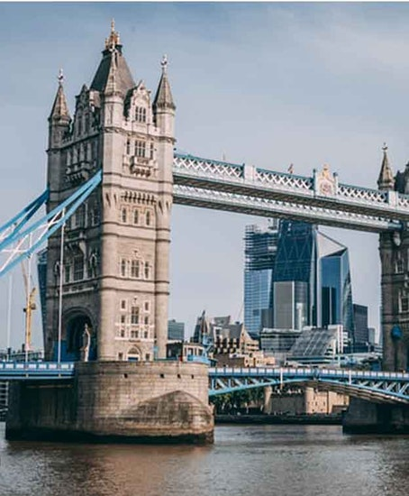 Depósito de Bagagem London Bridge London