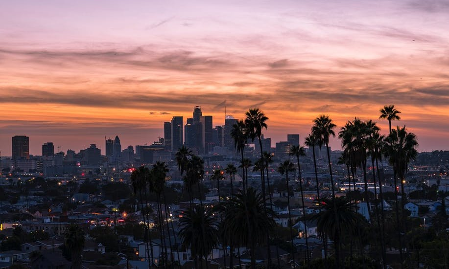 Deposito Bagagli a Los Angeles