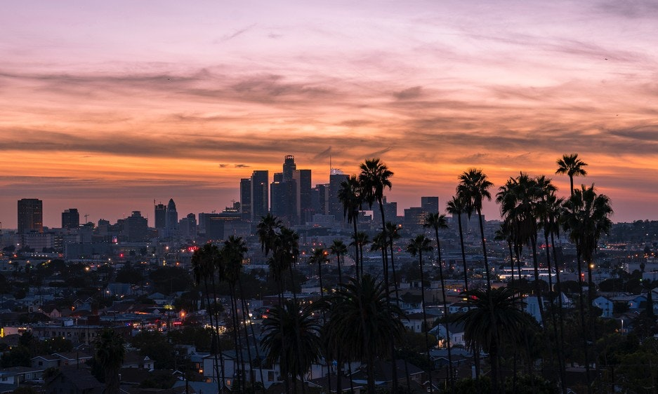 Хранение багажа в Лос-Анджелес