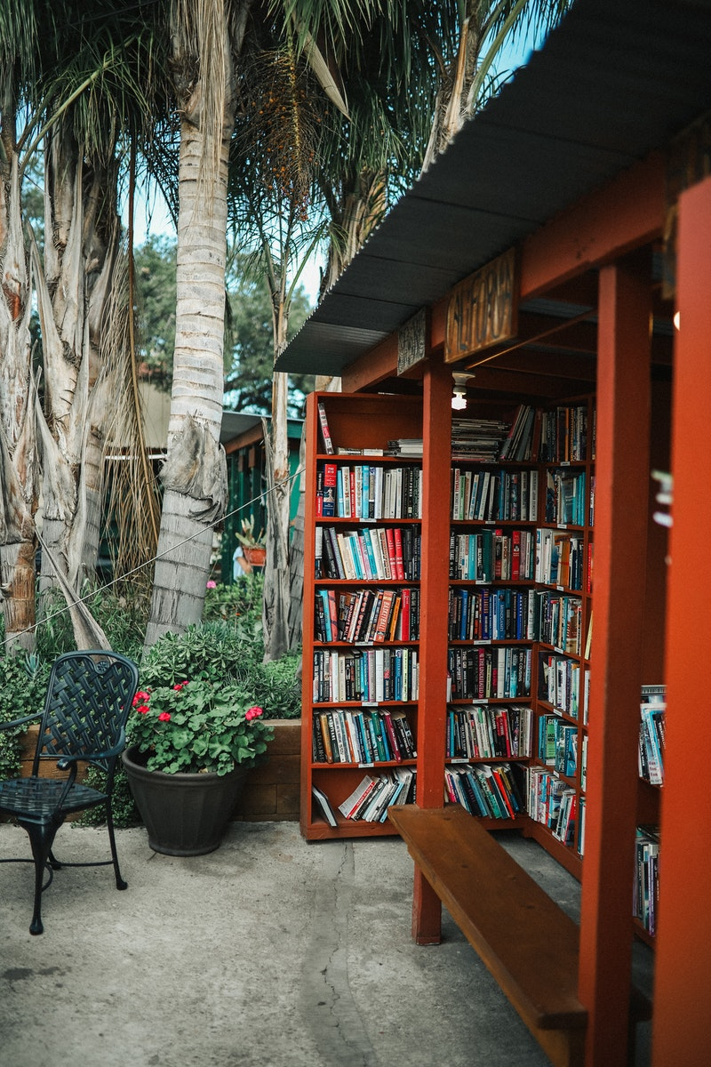 Bookstore in Ojai California