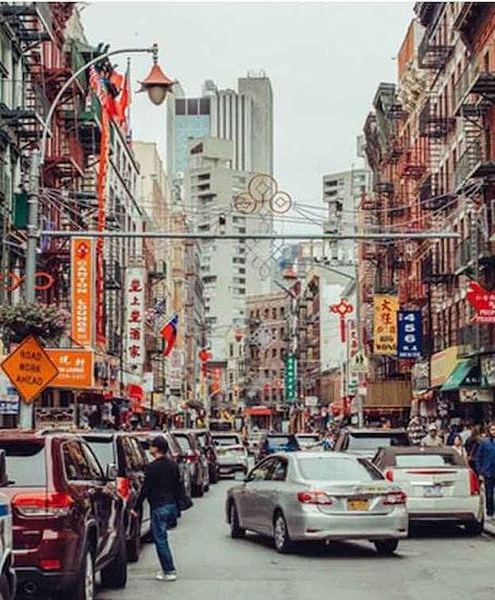 Depósito de Bagagem Chinatown La