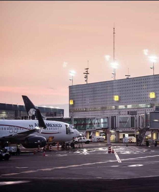 Consignación de Equipaje en Aeropuerto de la Ciudad de México (MEX)