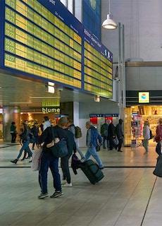 Dusseldorf Hauptbahnhof