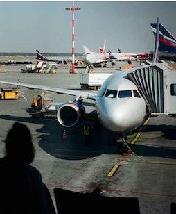 Flughafen Sheremetyevo