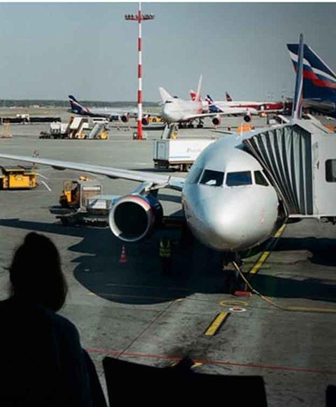 Хранение багажа в Аэропорт Шереметьево