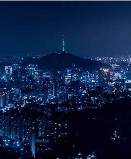 Seoul 짐 보관소