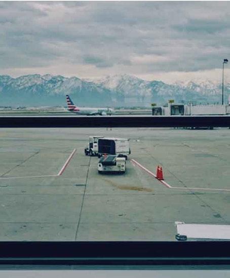 Luggage Storage Salt Lake City Airport (SLC)
