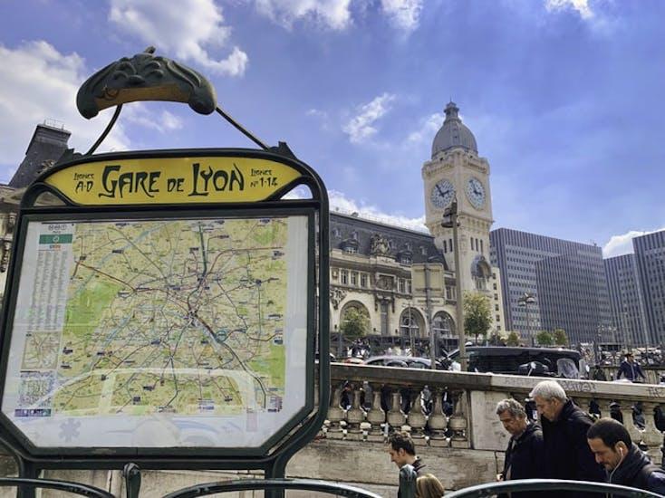 Gepäckaufbewahrung in Gare De Lyon