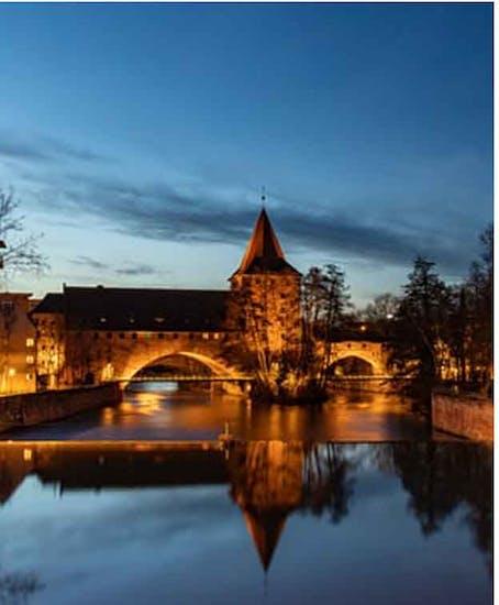 Gepäckaufbewahrung in Nuremberg