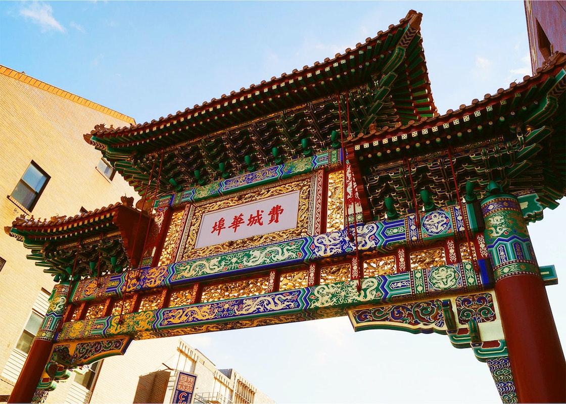Consignación de Equipaje en Chinatown