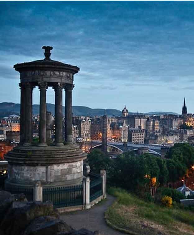 Deposito Bagagli a Edimburgo