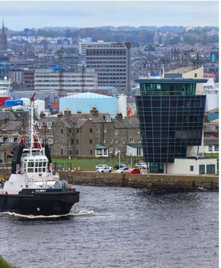 Deposito Bagagli a Aberdeen