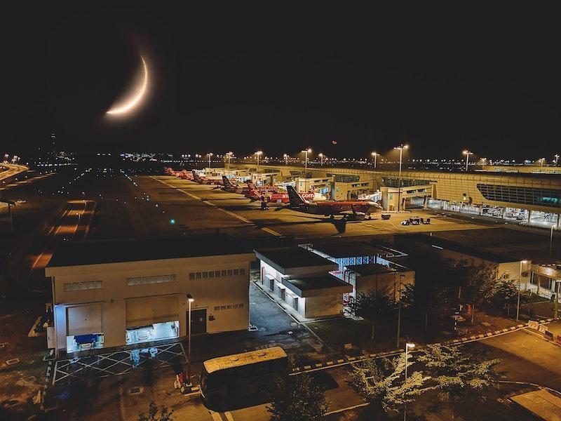 Kuala Lumpur International Airport, Sepang, Malayasia