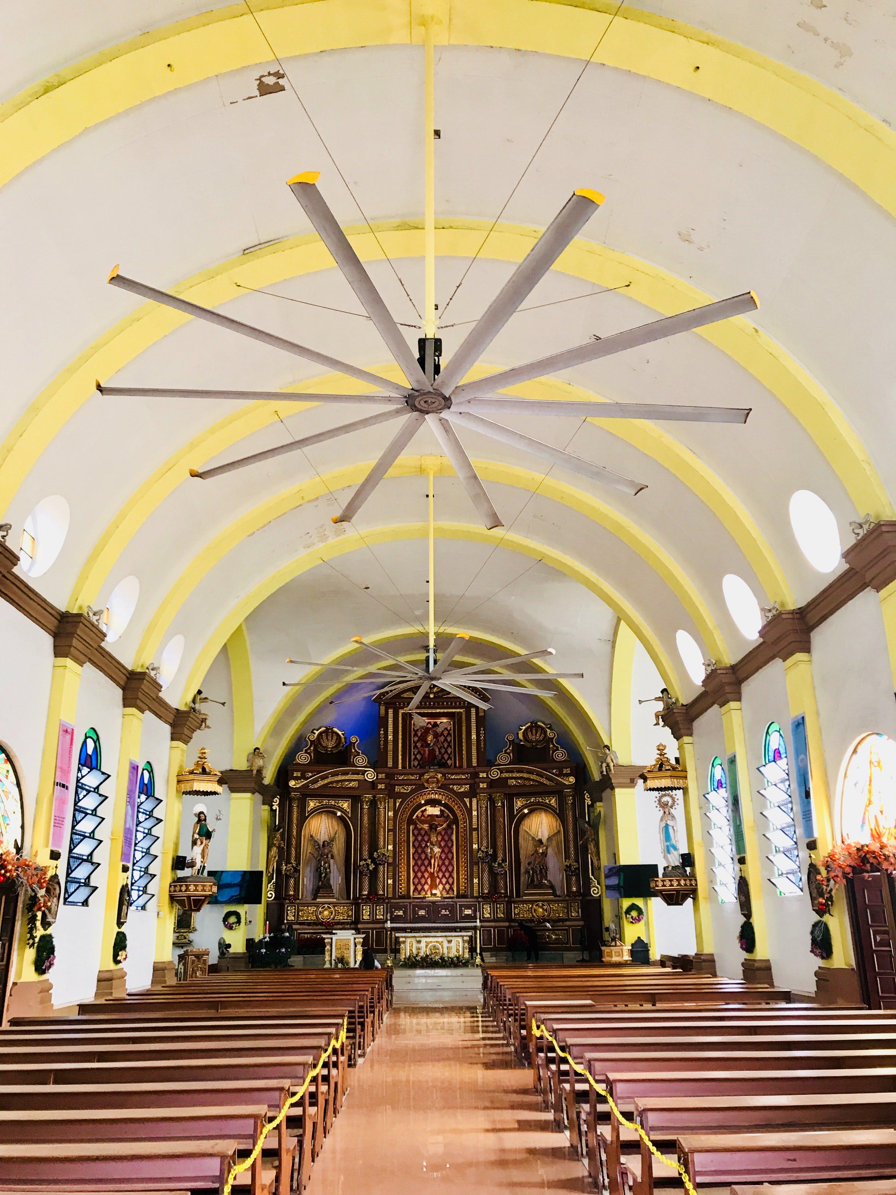 Church of San Miguel, Manila, Phillipines