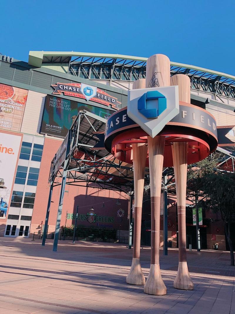 Chase Field in Phoenix