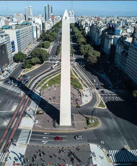 Consigna de Equipaje en Buenos Aires