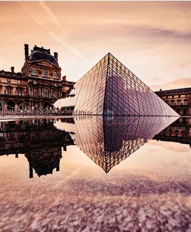 Consigne à bagage sur Louvre