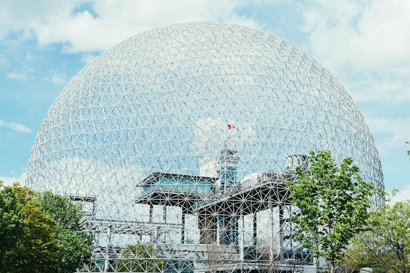 Biosphere in Montreal