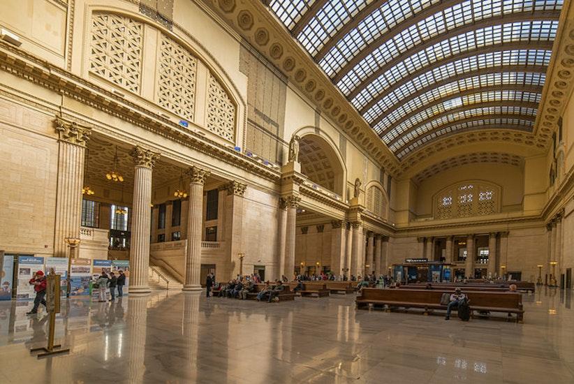 Luggage Storage Union Station