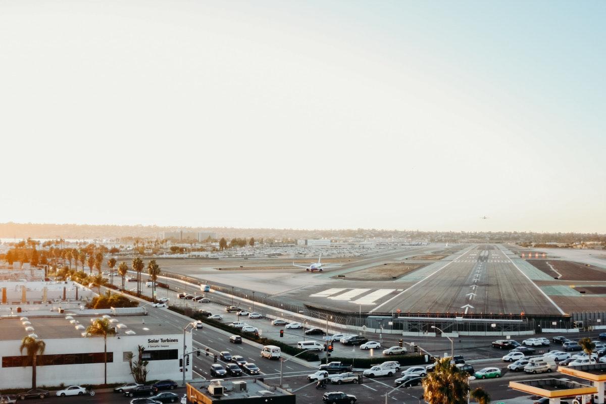 Consignación de Equipaje en Aeropuerto de San Diego (SAN)