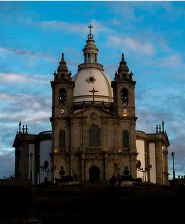 Depósito de Bagagem em Braga