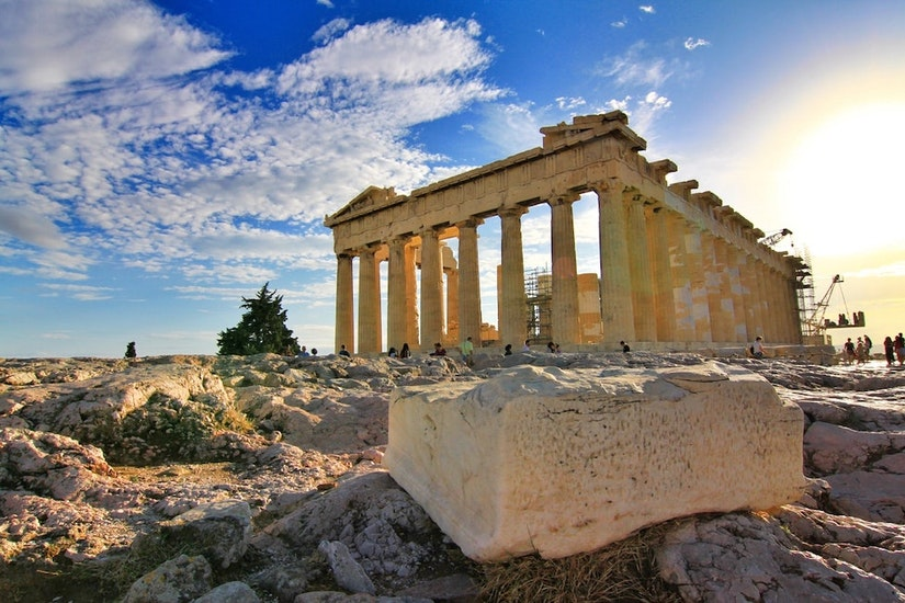 Хранение багажа в Афины