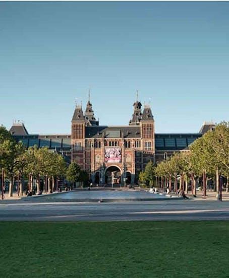 Luggage Storage Rijksmuseum