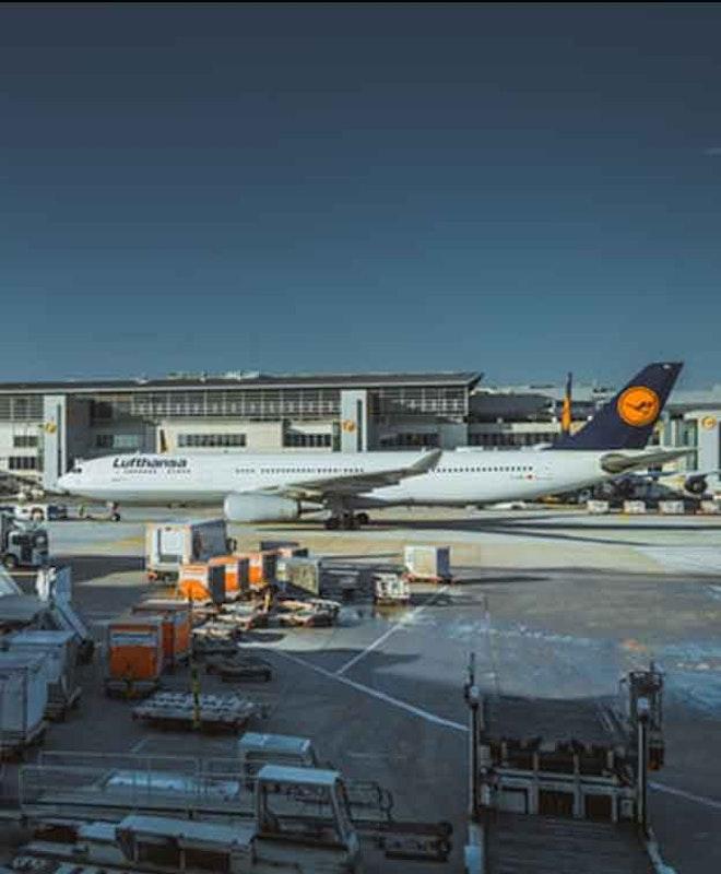 Gepäckaufbewahrung in Frankfurt Flughafen (FRA)