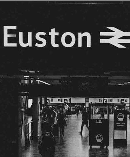 Luggage Storage Euston Station