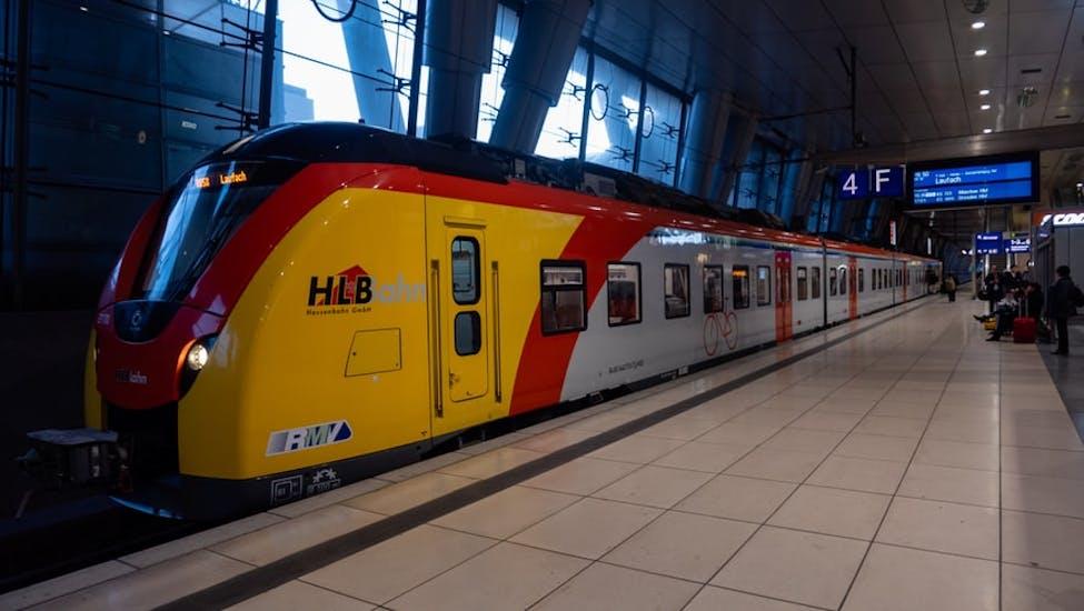 Gepäckaufbewahrung in Frankfurt Hauptbahnhof