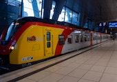 Frankfurt Main HBF Station