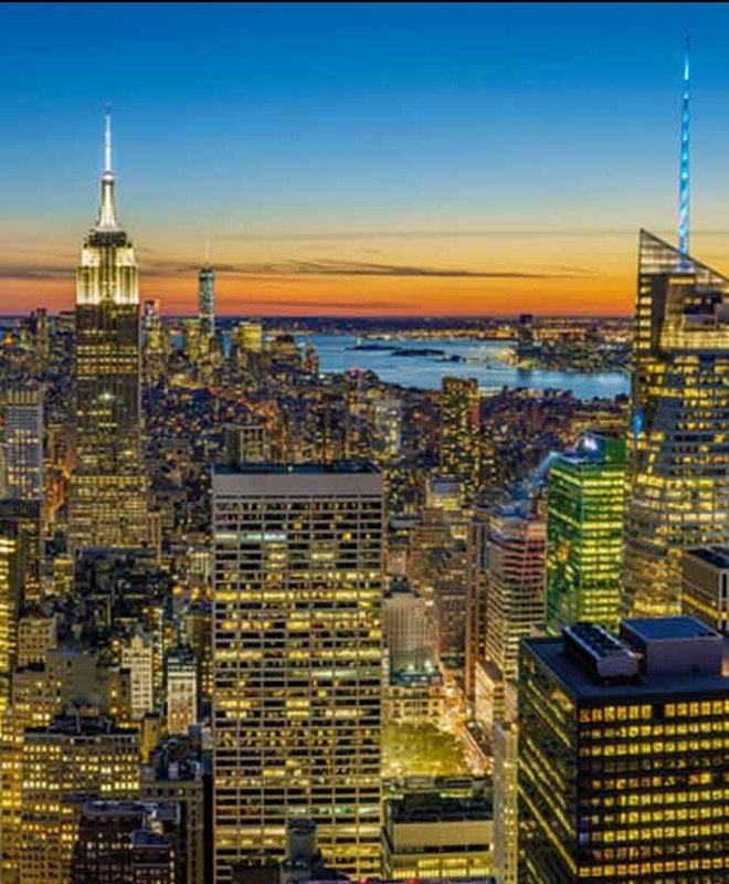 Consignación de Equipaje en Rockefeller Center