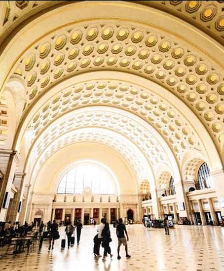 Luggage Storage Union Station Washington
