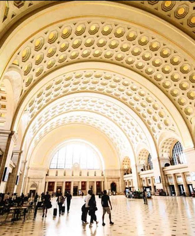 Consignación de Equipaje en Union Station Washington