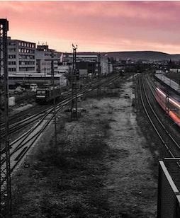 Западный железнодорожный вокзал