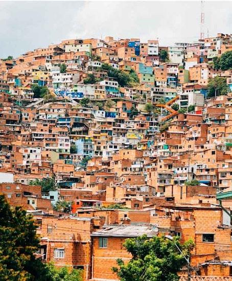 Depósito de Bagagem em Medellin