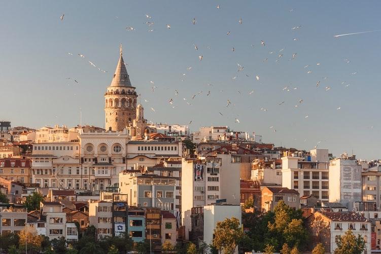 Consigne à bagage sur Istanbul
