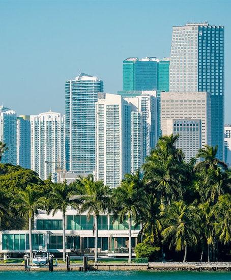 Miami Beach 짐 보관소
