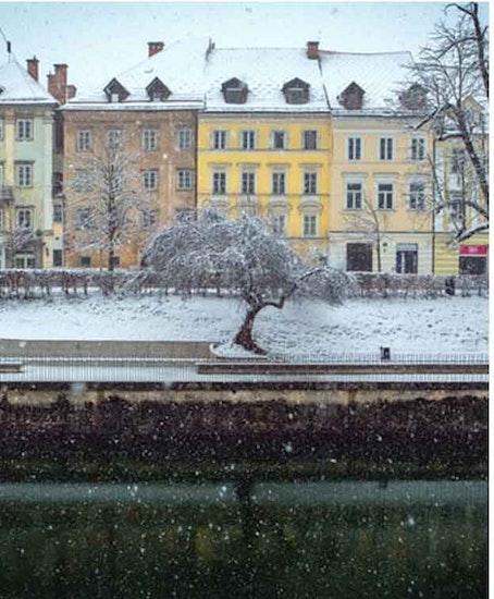 Consigne à bagage sur Ljubljana