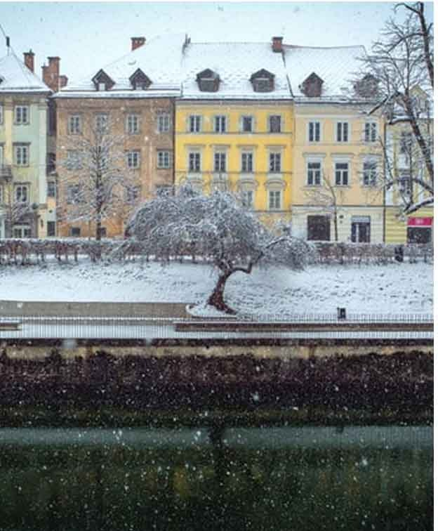 Consigna de Equipaje en Liubliana