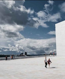 Aéroport d'Oslo (OSL)